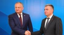 Detalii de la întrevederea lui Igor Dodon cu liderul transnistrean, Vadim K ...