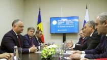 Relaţiile moldo-ruse, discutate de Igor Dodon și președintele Dumei de Stat ...