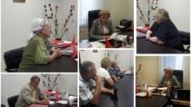 Zinaida Greceanîi, la dialog cu cetățenii țării