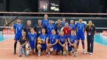 Naționala de volei va disputa la Ciorescu meciul cu Muntenegru