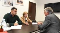 Zinaida Greceanîi a avut o întrevedere cu Ambasadorul Ungariei în țara noas ...
