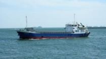 O navă aflată sub pavilion moldovenesc, reținută în Spania cu 1,4 tone de c ...