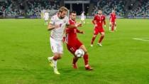Naționala Moldovei a urcat două poziții în clasamentul FIFA