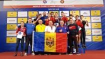 Moldova s-a clasat pe locul 4 la Mondialul de sambo printre cadeți