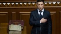A fost învestit noul președinte al Ucrainei