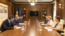 Întrevedere cu Ambasadorul Extraordinar și Plenipotențiar al Republicii Pop ...