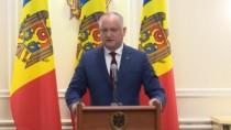 Igor Dodon: Autoritățile gestionează bine situația ce ține de COVID-19