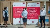 Ajutor din partea OMS, UNFPA și USAID