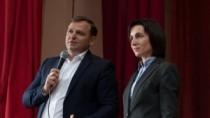 Năstase îi promite Maiei Sandu o funcție înaltă în stat, dacă aceasta se va ...