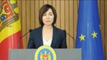 Maia Sandu beneficia de pază de stat în calitate de ex-premier, dar a renun ...
