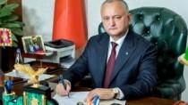 Președintele Igor Dodon insistă în continuare pe alegeri parlamentare antic ...