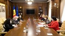Zinaida Greceanîi s-a întâlnit cu Ambasadorul Turciei în Moldova