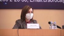 Maia Sandu și-a anunțat decizia: Lockdown în toată țara