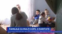 Igor Dodon vine în ajutorul unei familii cu opt copii: Cel mai mare vis al  ...