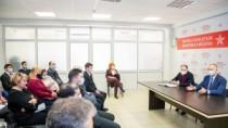 Igor Dodon a discutat cu aleșii locali PSRM din Chișinău despre dezvoltarea ...